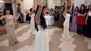 Армянская свадьба танец невесты