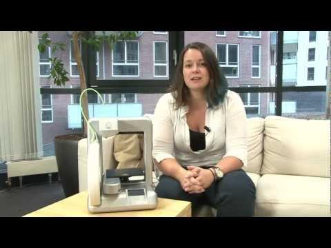 Cube 3D Printer – Review (Consumentenbond)