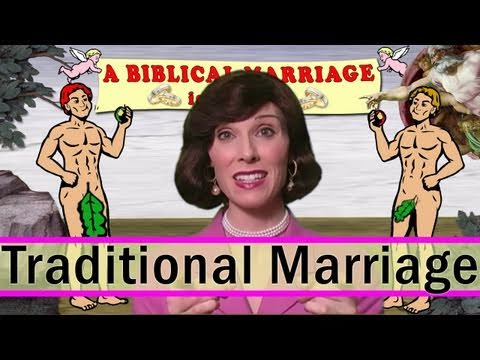 Betty Bowers Explains Traditional Marriage to Everyone Else