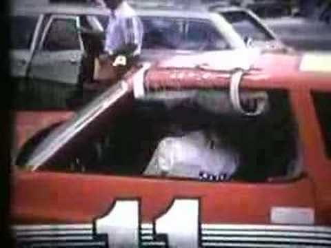 1974 Nashville 420 practice
