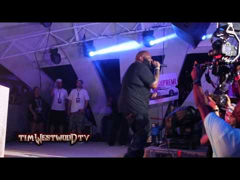 Fresh - Rick Ross shuts it down at the New Yorker Fresh Island Festival in Croatia!