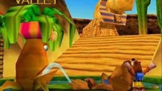 Banjo-Kazooie Music: Gobi's Valley