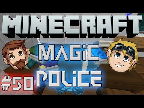Minecraft Magic Police #50 – Black Aurem (Yogscast Complete Mod Pack)