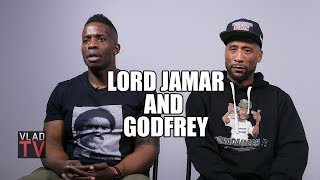 Video Lord Jamar & Godfrey on the Positives and Negatives of Christianity and Islam (Part 11) MP3, 3GP, MP4, WEBM, AVI, FLV Desember 2018