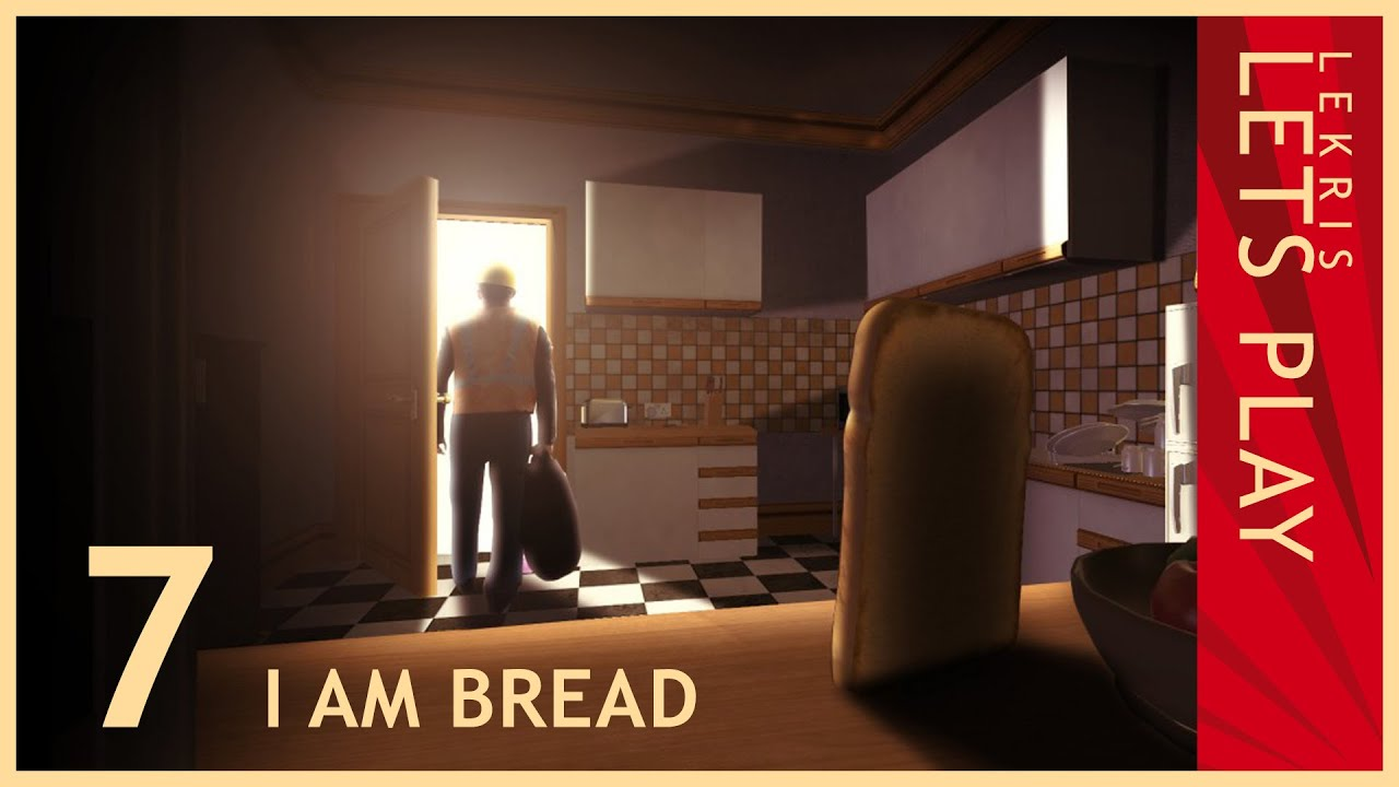 I am Bread #07 - Betthupferl