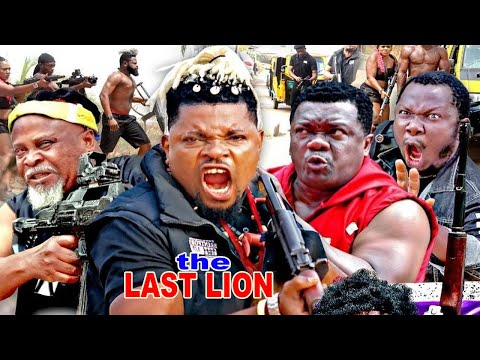 THE LAST LION {FULL  MOVIE} - LATEST NIGERIAN NOLLYWOOD MOVIE