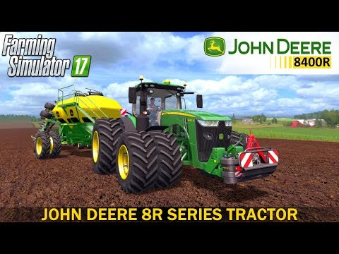 John Deere 8xxxR v3.5