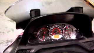 7. Kymco 500 Xcite HID headlight conversion