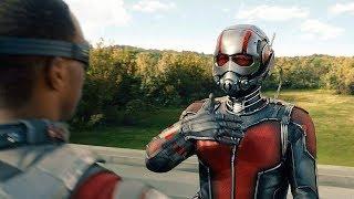 Ant-Man vs Falcon - Fight Scene - Ant-Man (2015) Movie CLIP HD