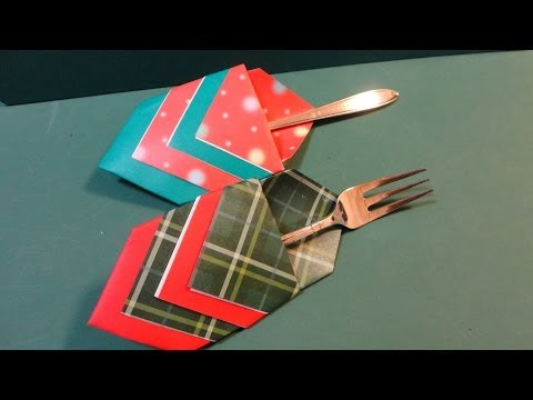 Kitchen Tutorial - 002 -- Pocket Napkin