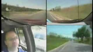 Quadcam Timelapse Kansas City Area Sunday 1 June 2008