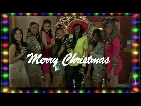 Spoofs - Kevin Hart 's Ex-Wife Spoofs the Basketball Wives LA Torrei Hart Heaven Hart Kevin Hart's Daughter Simone Shepherd Hell Date Basketball Wives Parody Gloria a...