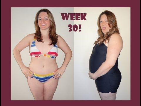 Pregnant after tummy tuck (LBL) 30 weeks / 7 months