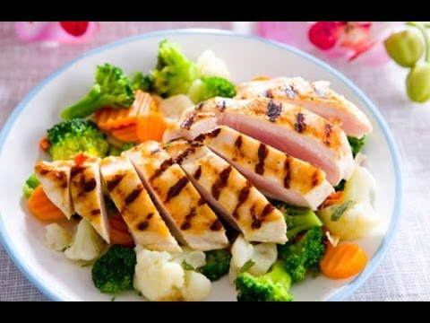 Healthy Meals to Build Lean Muscle