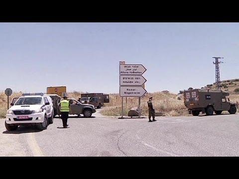 Un Israélien tué à la frontière avec la Syrie