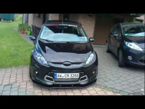 Fiesta MK7 Ja8 sport und O-fiesta