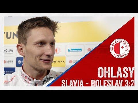 OHLASY   Slavia - Boleslav 3:2