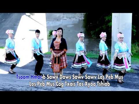 XYOO NTSHIAB TXOG LAWM by Kelly Lor (видео)