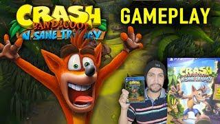 Un breve unboxing y respectivo gameplay de un remake muy esperado Crash Bandicoot N.Sane Trilogy.🌍     Redes    🌎► Facebook: https://www.facebook.com/jugamerlandia/ ► Twitter : https://twitter.com/JUGAMER1 ► Instagram: https://www.instagram.com/jugamermania/► Facebook Nilcer: https://www.facebook.com/nilcersan► Visita Nuestra Web:http://jugamerlandia.com/