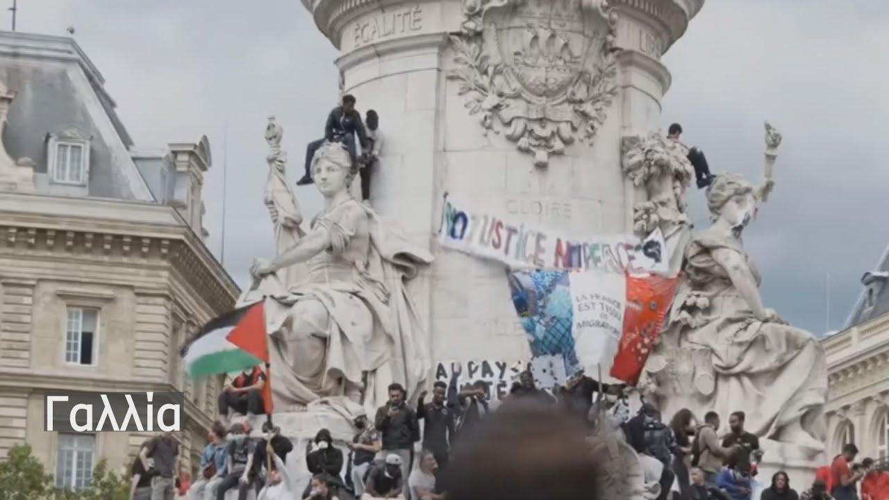 Οι διαδηλώσεις κατά της ρατσιστικής και αστυνομικής βίας και το Ευρωκοινοβούλιο