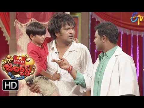 Punch Prasad, Naughty Naresh Performance | Extra Jabardasth | 24th November 2017