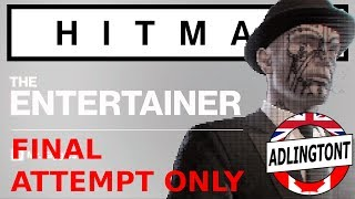 Patreon: https://www.patreon.com/adlingtontGame Info: https://hitman.com/Catch me live on: http://twitch.tv/adlingtontplaysWebsite: http://adlingtont.weebly.com/These videos are supported by your kind donations: https://goo.gl/xKTbZGShirts and Stuff: http://adlingtont.spreadshirt.ca/Tad: http://givetad.com/adlingtontIf you disliked the video, let me know why in a comment. I'll try to be better next time!Legal:Hitman is the property of IO Interactive. No copyright infringement is intended. These videos are provided for entertainment purposes.