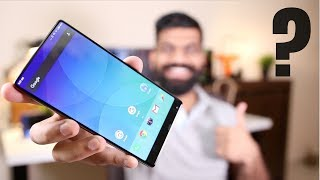 Namaskaar Dosto, is video mein maine aapke liye Xiaomi Mi Mix ki unboxing ki hai, Mi Mix ek concept phone hai, jo Bezel-less ...
