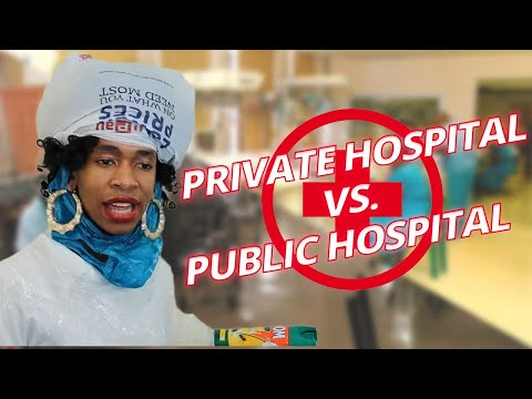 Because of Corona Virus, Private Hospital VS Public Hospital be like: ( Part 2)