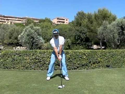Swing golf en camara lenta por Sebastian Garcia Grout – Jugador PGA Tour