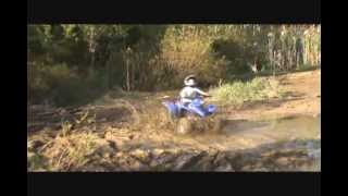 2. kymco mongoose 90cc