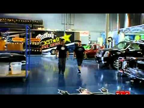 Mercedes-Benz CL-class West Coast Customs - Asanti Mercedes Часть 1/4