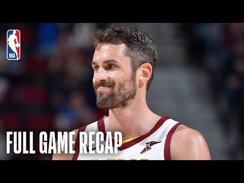 Video: GRIZZLIES vs CAVALIERS | Kevin Love Scores Season-High 32 | February 23, 2019