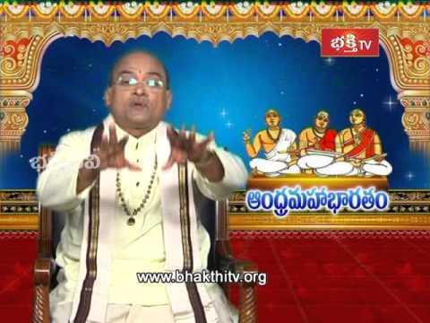 Andhra Mahabharatam - Salya Parvam (Episode 1308   Part 3)