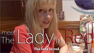 ロンドンから来た Lady in Red 字幕付き