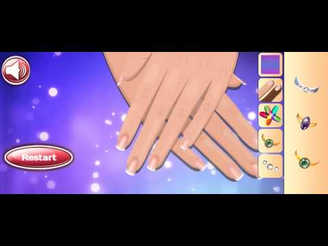 Video of Nail Manicure