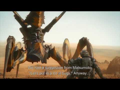 Warrior Bugs - Featurette Warrior Bugs (English)
