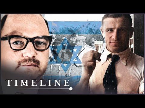 The Mossad's Hunt For The Hangman Of Riga | Nazi Hunters | Timeline