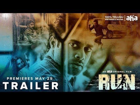 Run Trailer | An aha Original | Navdeep | Pujita Ponnada | Lakshmikanth Chenna | Premieres MAY 29
