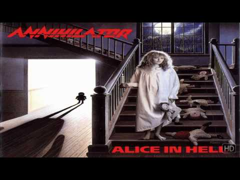Annihilator alice in hell download lagu
