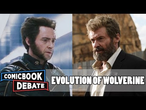 Evolution of Wolverine in Movies in 6 Minutes (2017)