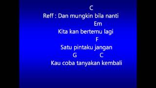 Video Peterpan   Mungkin Nanti Chord + Lyrics MP3, 3GP, MP4, WEBM, AVI, FLV Oktober 2018