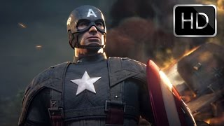 Nonton Captain America  Super Soldier   All Cutscenes  Full Movie  Full 1080p Hd  Film Subtitle Indonesia Streaming Movie Download