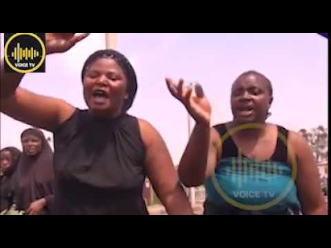 Terrorist Fight: Wives Of Nigeria Police Protest Killings Of Their Husband's By Book Haram