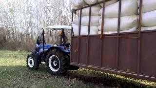 traktör kazası elazığ new holland