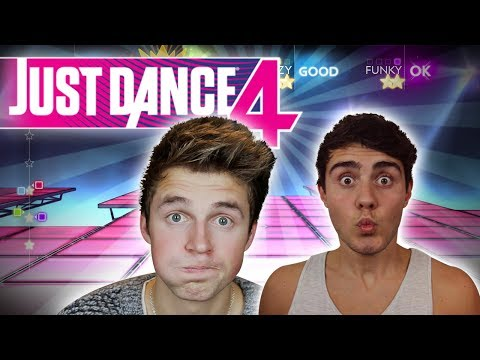 YouTuber Dance Battle With Marcus Butler