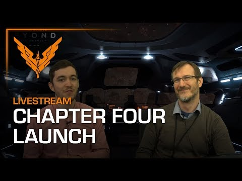 Beyond - Chapter Four - Launch Livestream