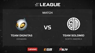 Dignitas vs TSM, game 1