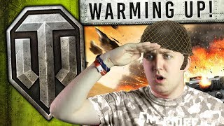 World Of Tanks - Practice For Yog Wars! (Free To Play) Video