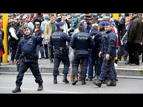 Σε ύψιστο συναγερμό για τρομοκρατική επίθεση οι Βρυξέλλες