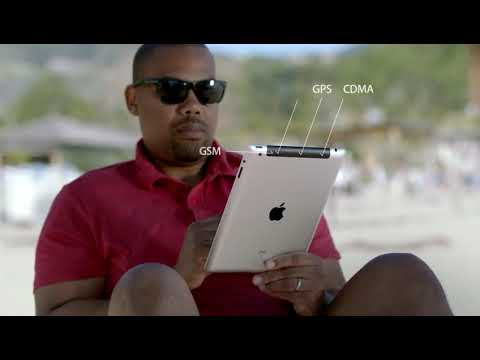 0 The New iPad Commercial With Specs